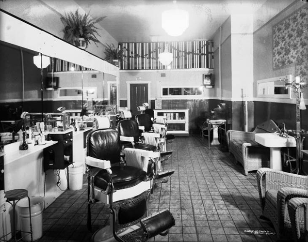 Emmett Williams Barber Shop