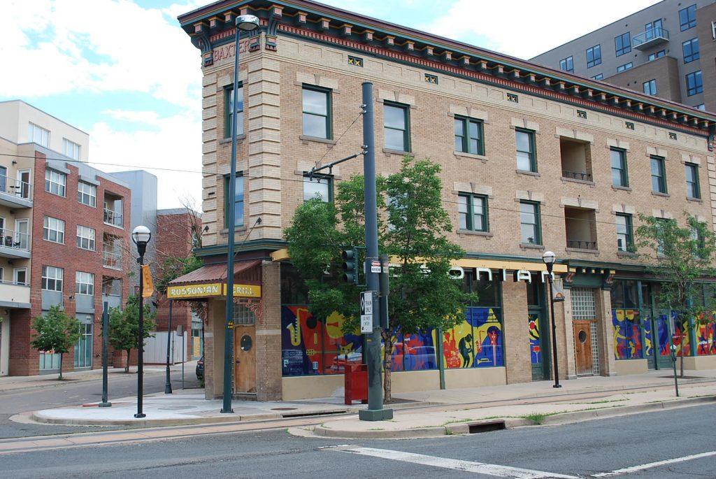 Rossonian in Denver, Colorado